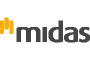 Midas Construction Logo
