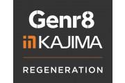 Genr8 Kajima Regeneration Limited Logo
